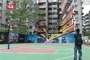 Nike China - Outdoor Ad_Photo