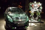 Chevrolet China - SPARK MYSELF & Transformers 3