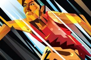 Nike China -- With The Strength To Speak (Liu Xiang)