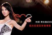 China Life Insurance - Jolin Tsai