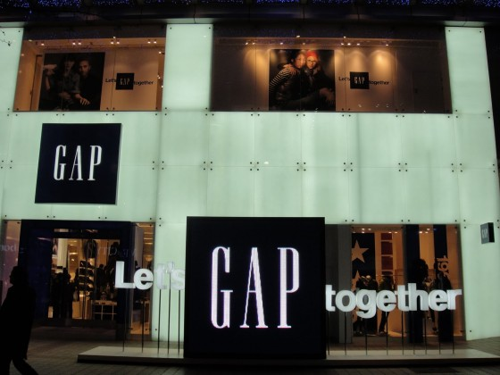 Lets-Gap-Together China Store