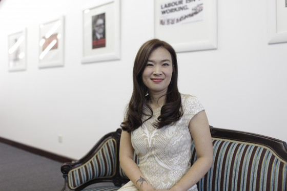 Interview with M&C Saatchi's Angela Hsu