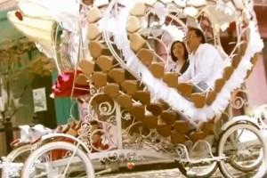 Dove Chocolates - Carriage Boy