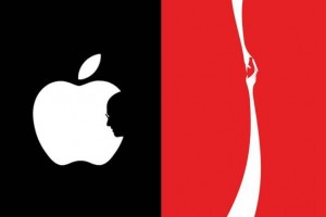 Hong Kong Steve Jobs Tribute Designer Creates Coke Poster In China
