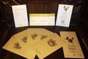 Golden Envelopes